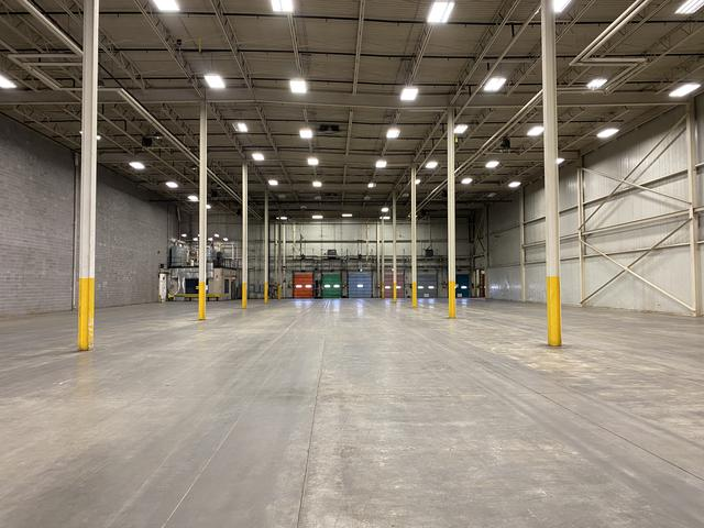 industrial and logistics warehouse manufacturing distribution lexington kentucky