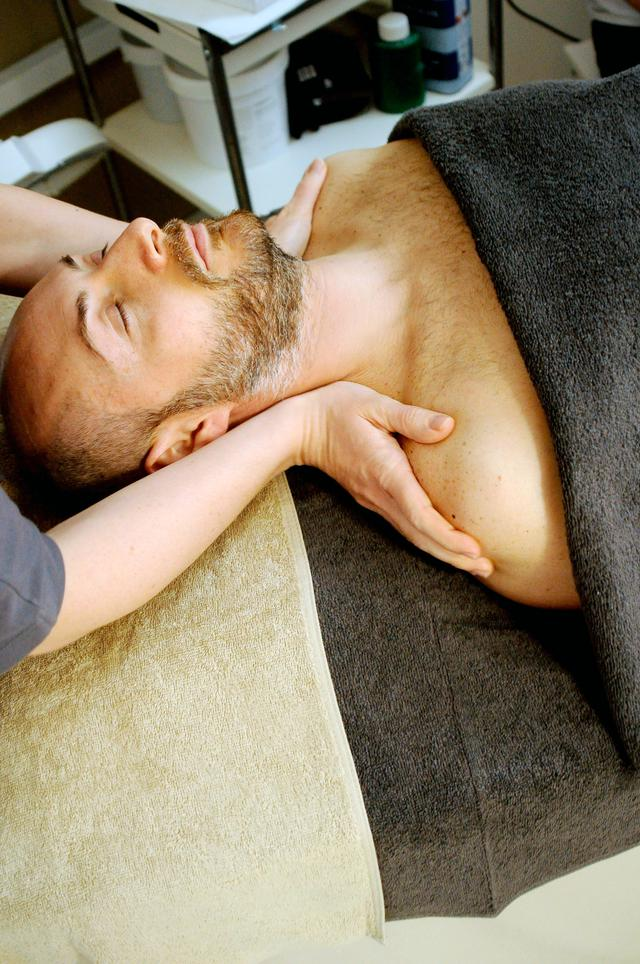 Myofascial release for chronic pain management in Bergen County, NJ.