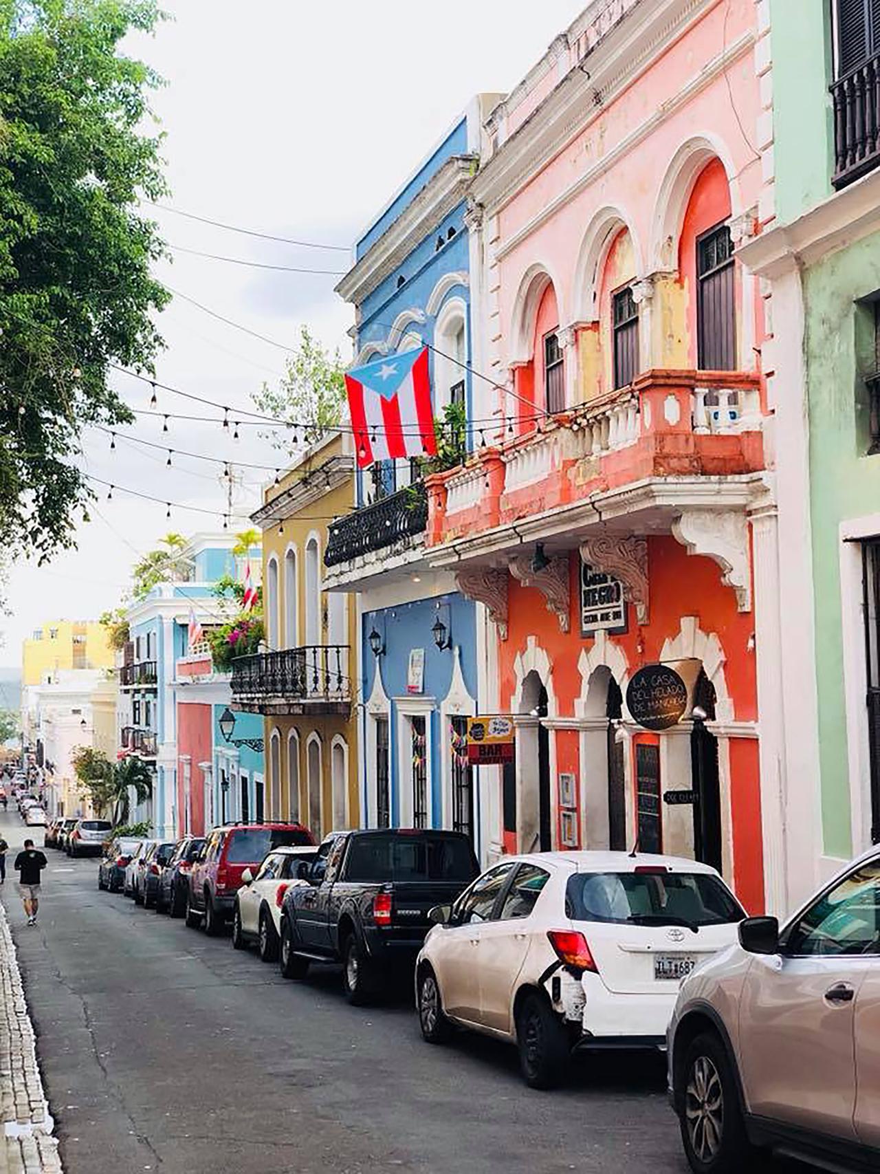 Puerto Rico -- No passport nor Covid test needed!