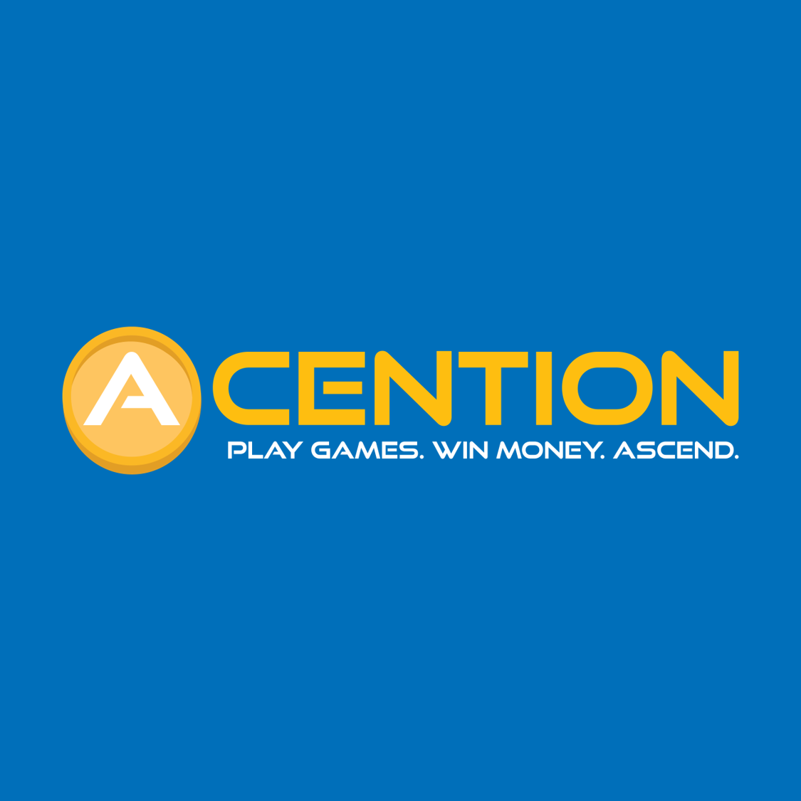 Acention