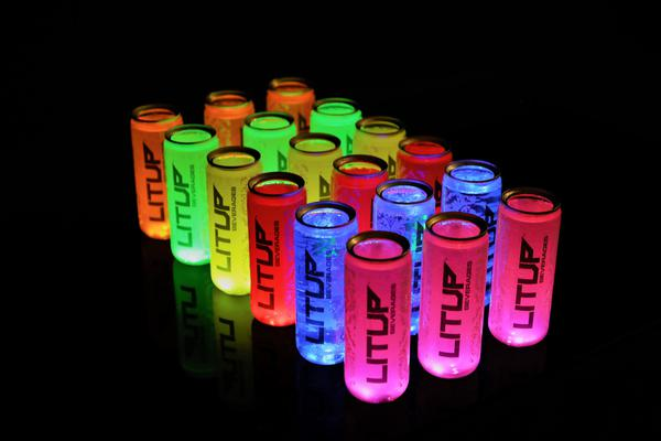 LIT UP CUPS