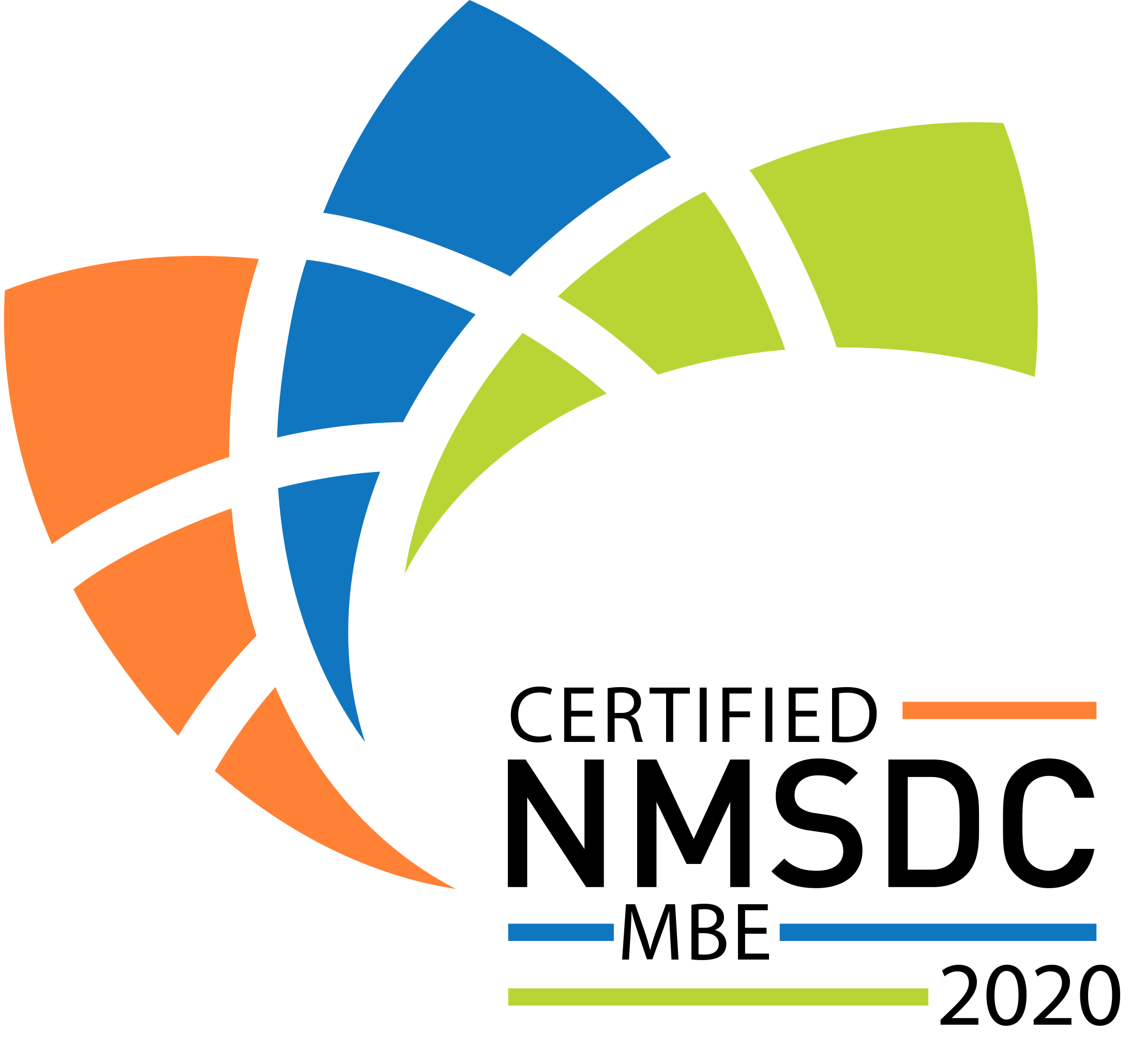 NMSDC certified Minority Business Enterprise 2020