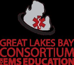 great lakes bay consortium for ems education logo.webp