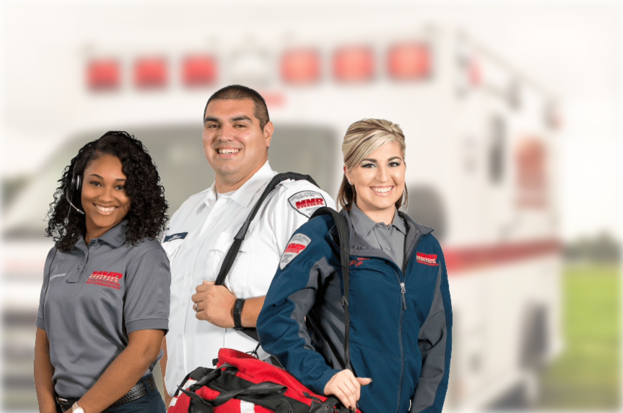 Emergency response, medical transportation, and EMT classes in Michigan from Mobile Medical Response