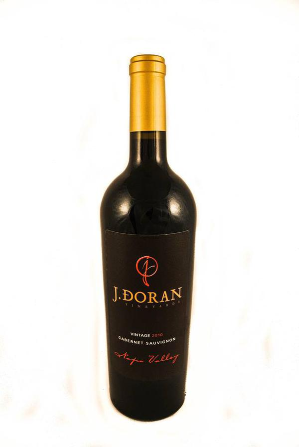 2011 J Doran Vineyards Cabernet Sauvignon