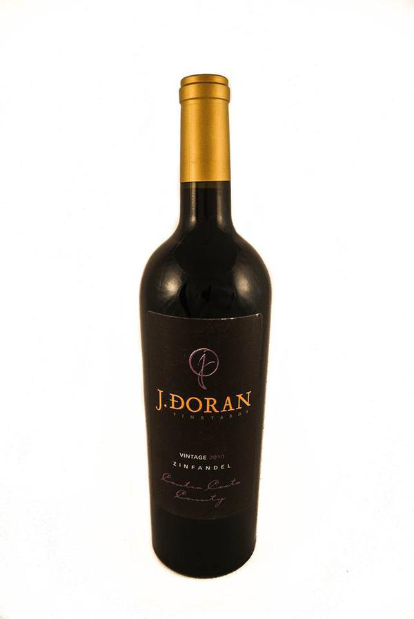 J Doran Vineyards Zinfandel