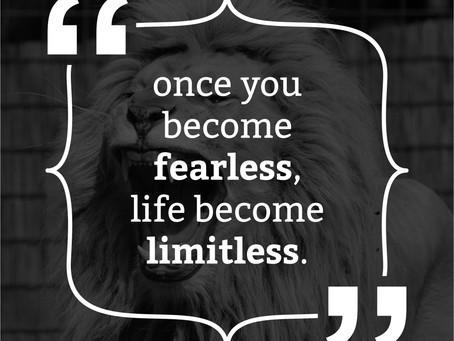 (fear)LESS
