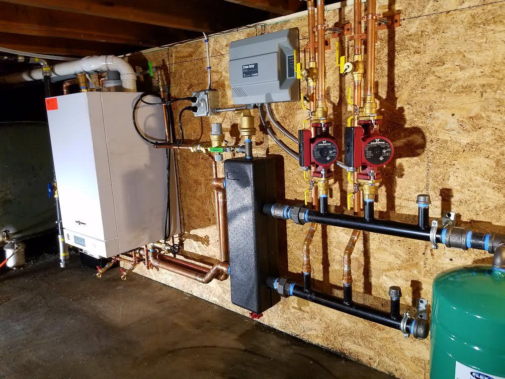 Plubming and heating in Fall River, MA will install a system you can rely on.