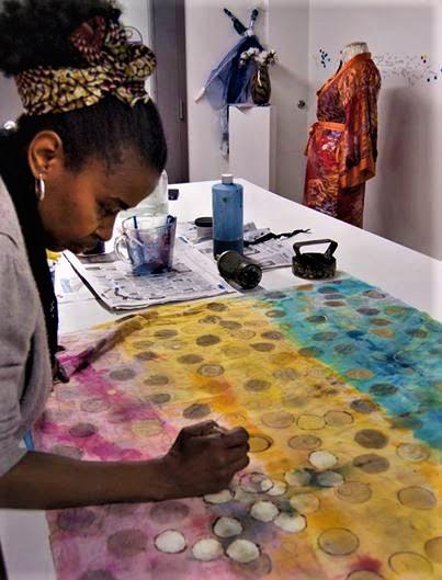 textile design class concord nc