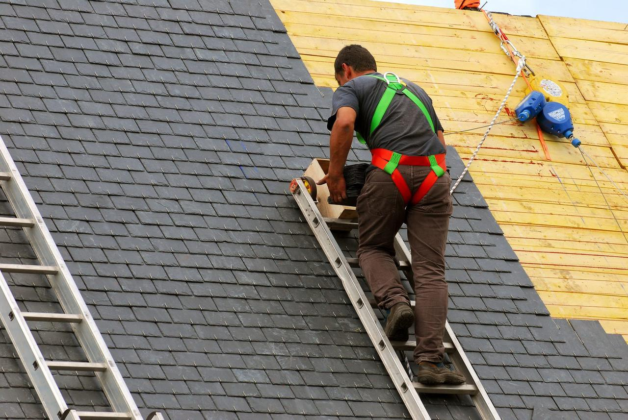 <p>first service roofing and painting</p>