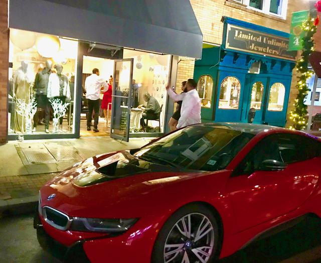 Jolie Jordan Boutique harlem ny