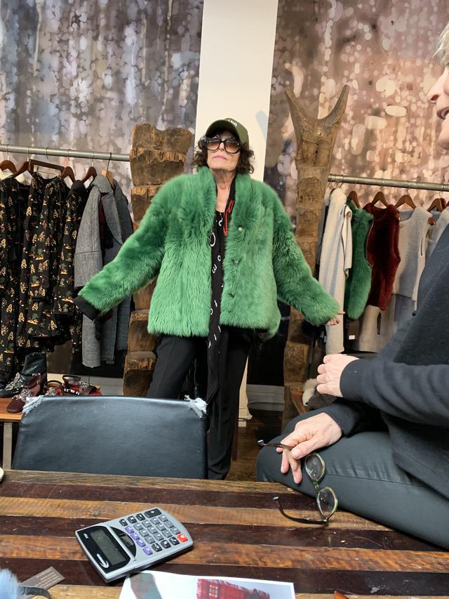 BUYING & RESOURCING fashion harlem new york