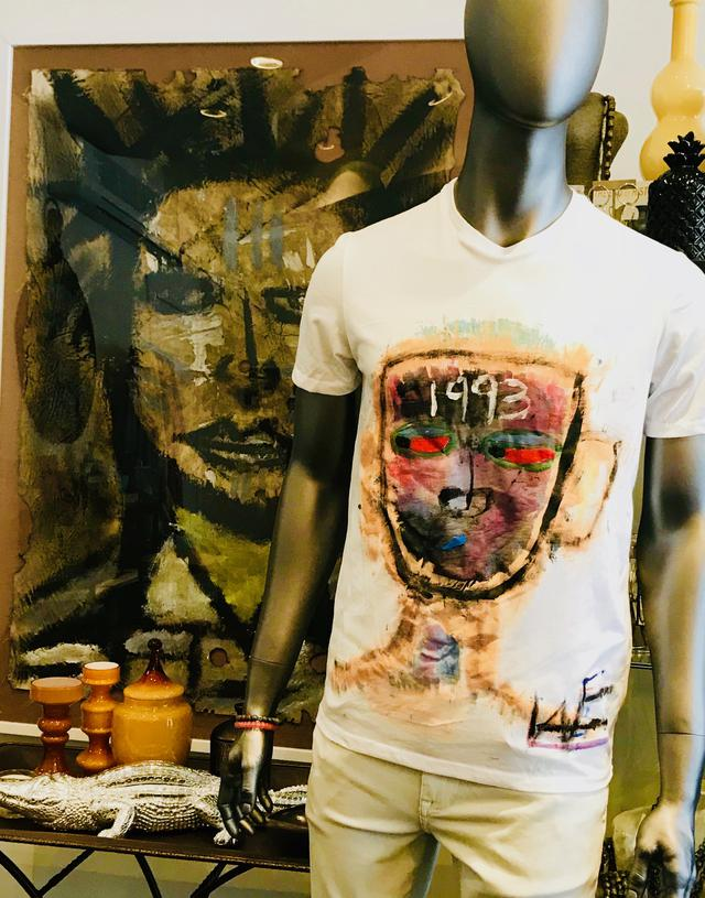 Adewale Seye-Alli collection new york
