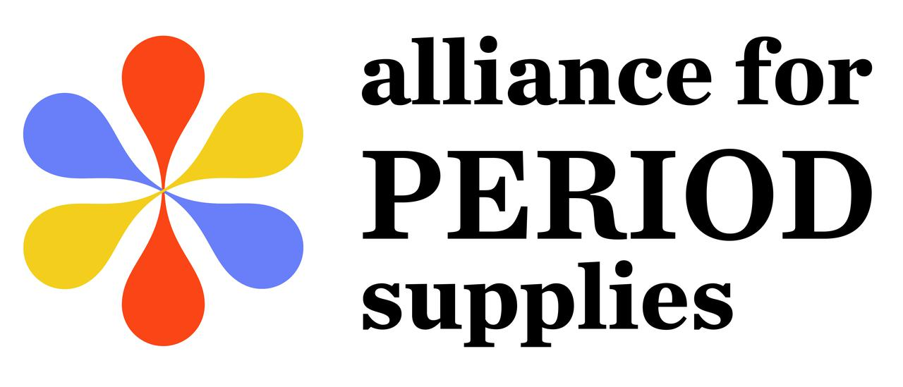 """<span class=""""display-md-font"""" style=""""color:inherit"""">Alliance for Period Supplies</span>"""