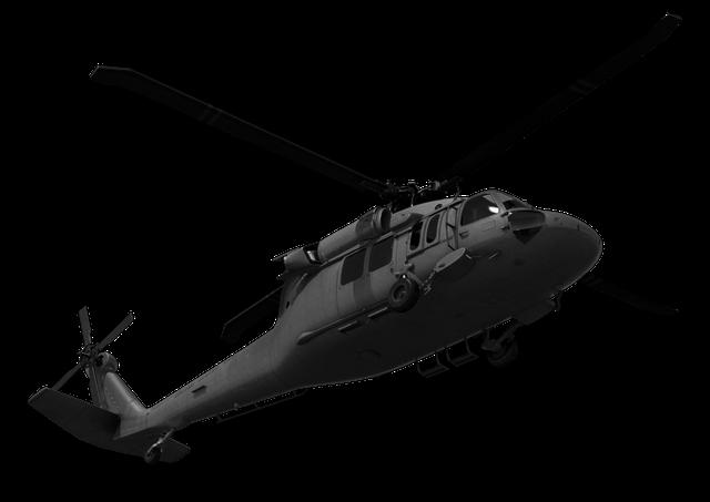 blackhawk helicopter huntsville aerospace company
