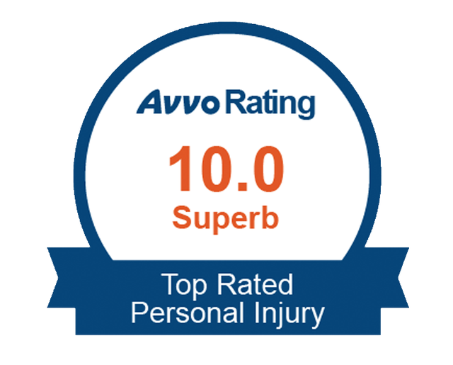 Avvo.com 10 out of 10 Superb Rating