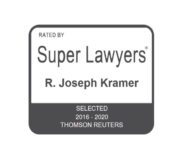 Illinois Super Lawyers Rising Star Selected 2016 through 2020