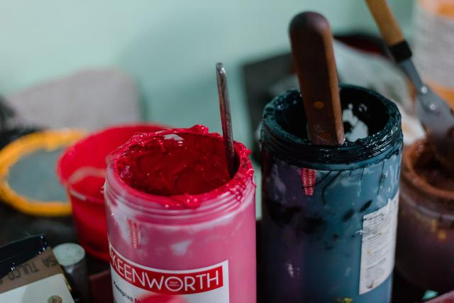 7 reasons to use plastisol ink for screen printing