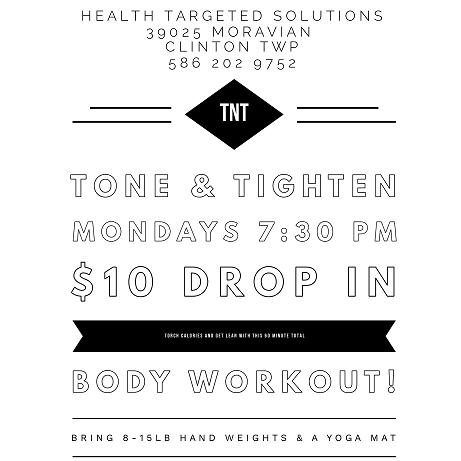 Tone & Tighten