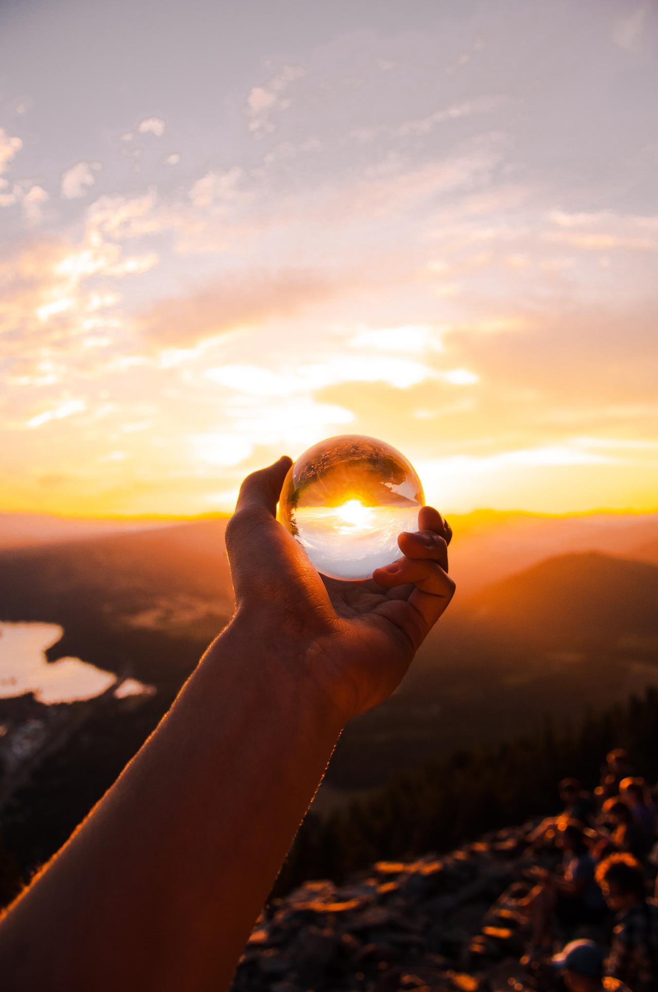 Sunset Sphere