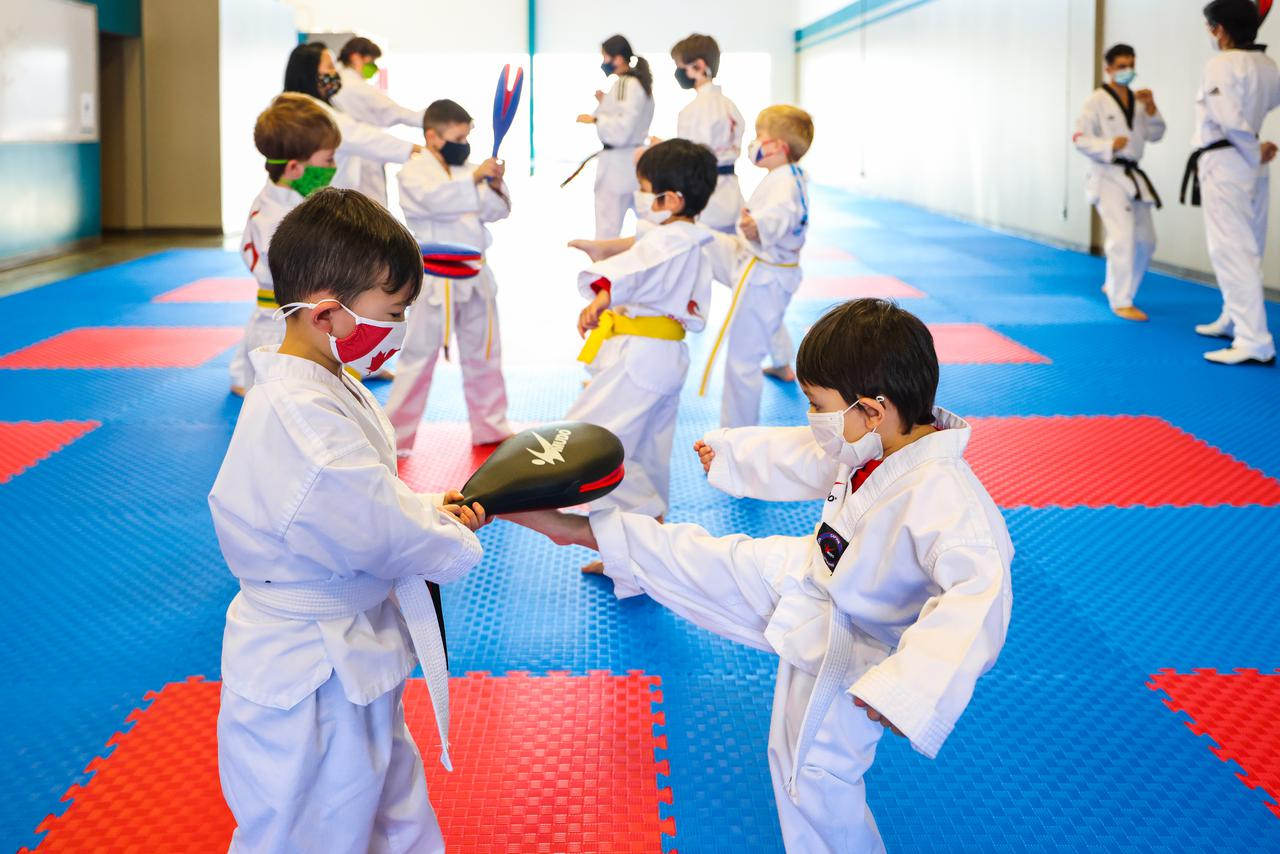 youth martial arts classes in calgary