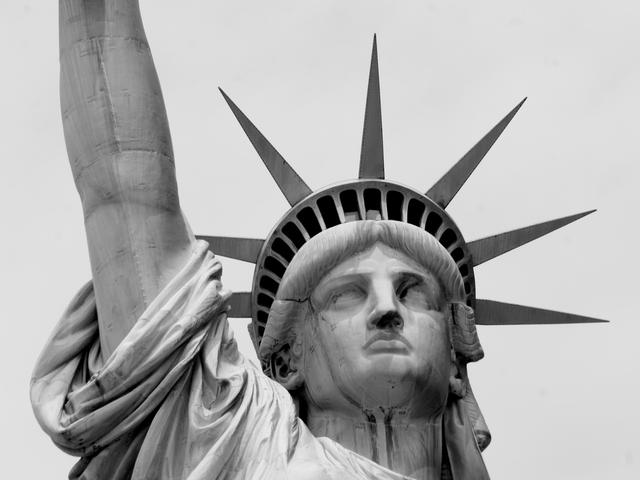 On the edge of Liberty