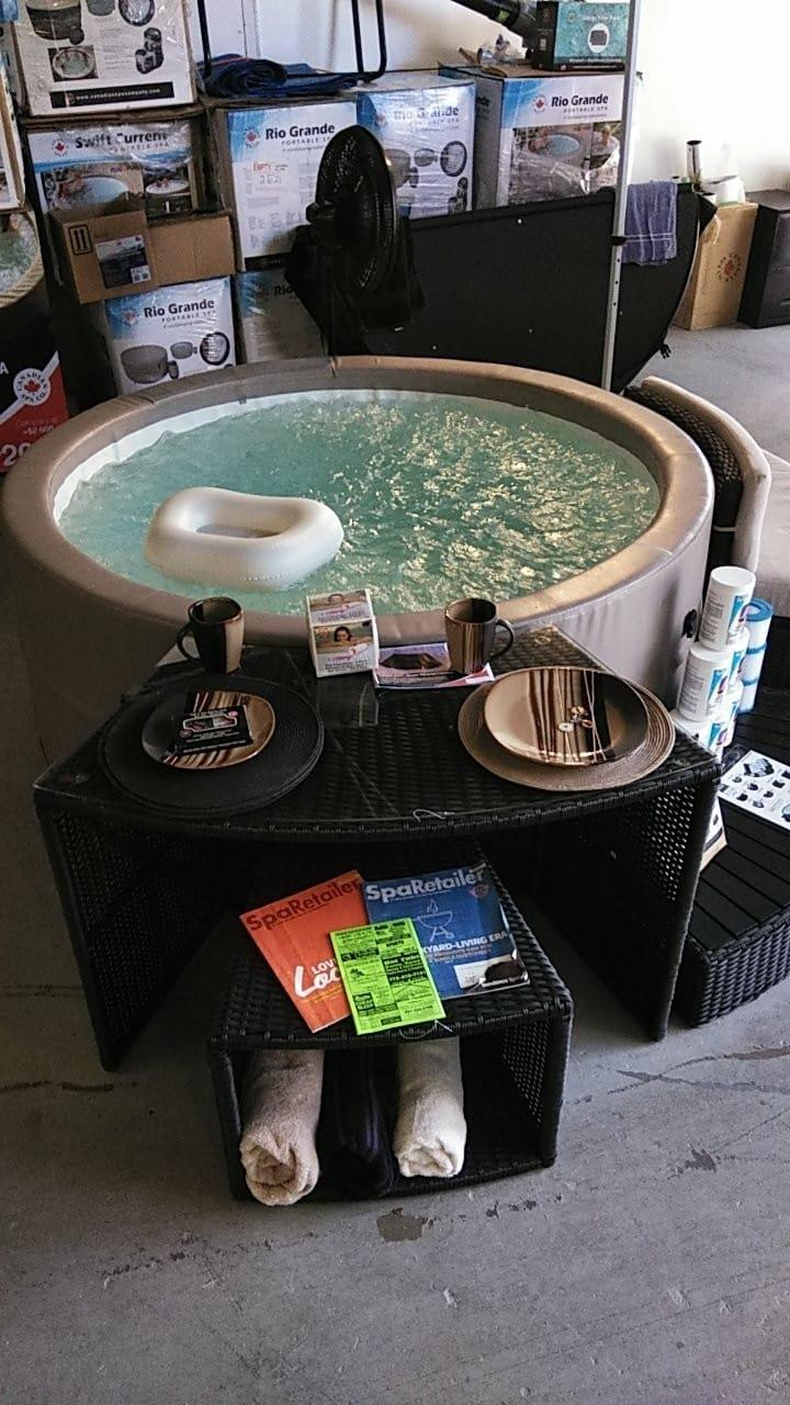 hot tub manufacturers