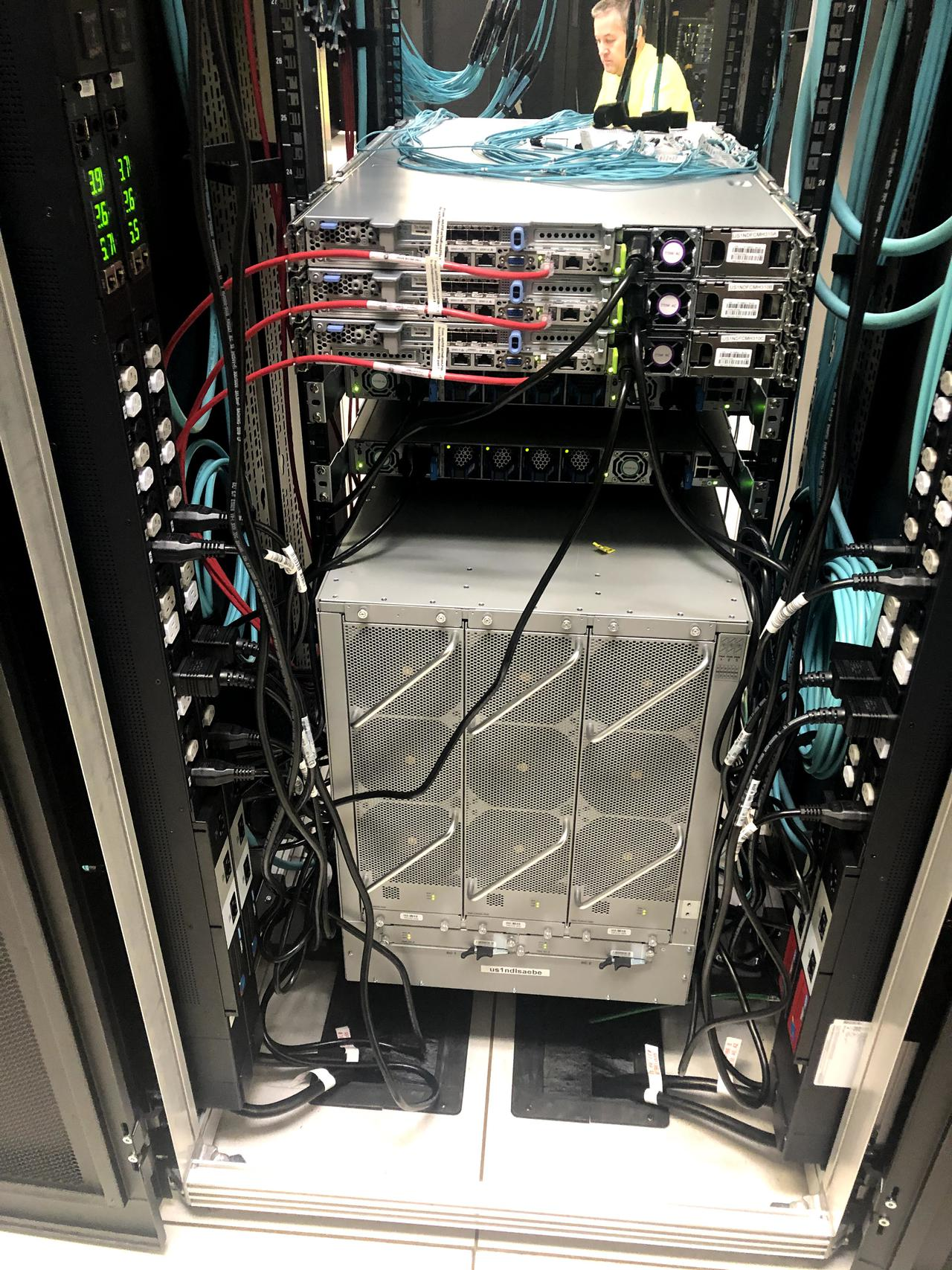 networking cabling project by logic it company in  Philadelphia