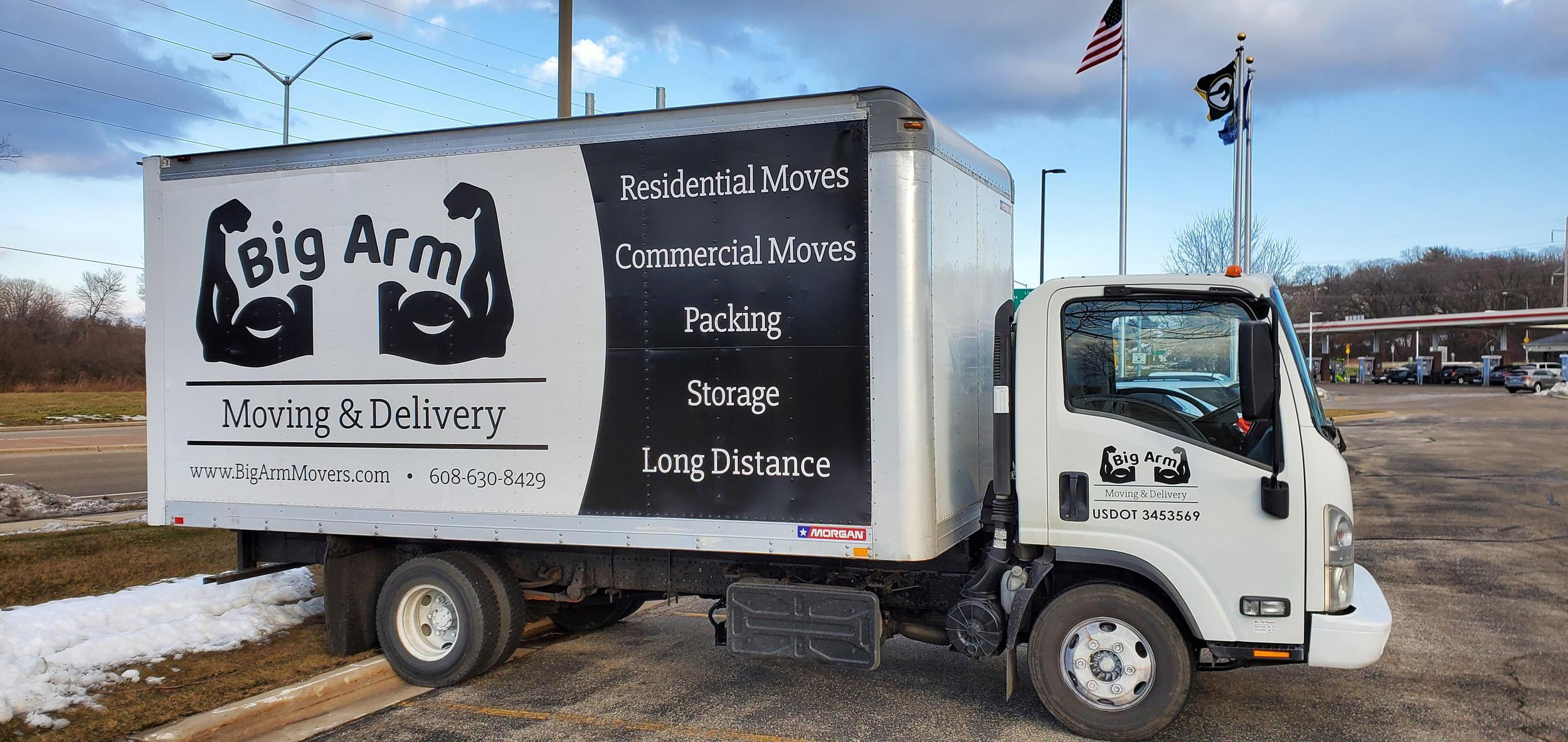 commercial moves south central, wi