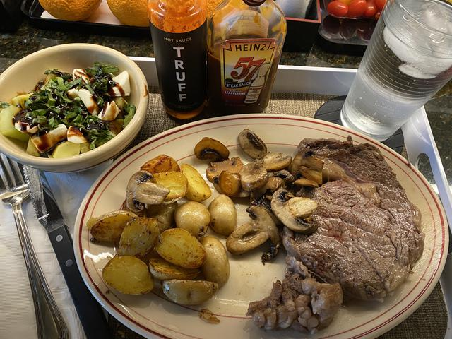 2 rib eye & pot & mushrooms b.jpeg