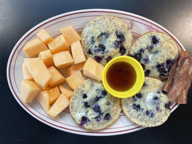10 blueberry mini muffins pancakes .jpeg