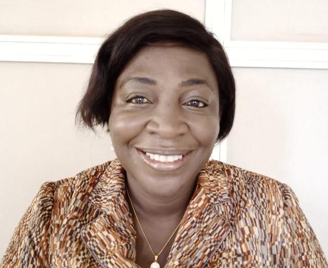 Ayeni Susan Olusola Afolake.