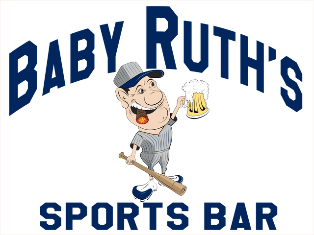 BabyRuthSportsBar logoBanner