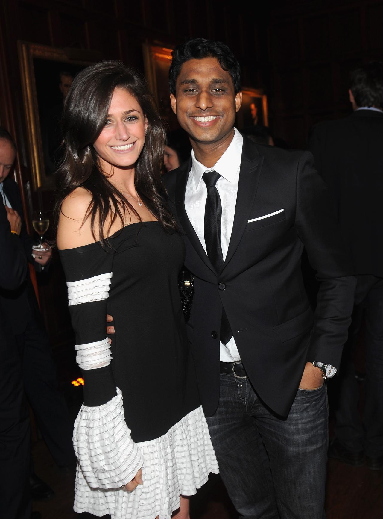 Lisa Barnett, Ankur Jain