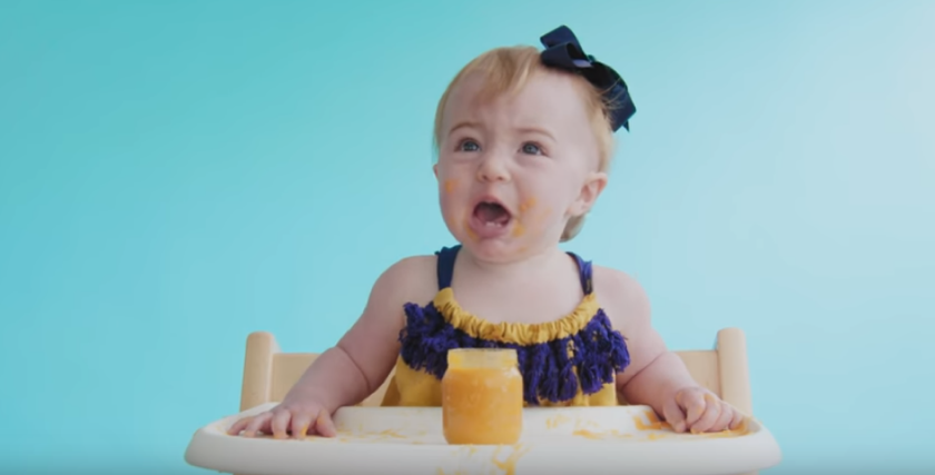 Little Spoon, NoMoreOldBabyFood Campaign for Fresh