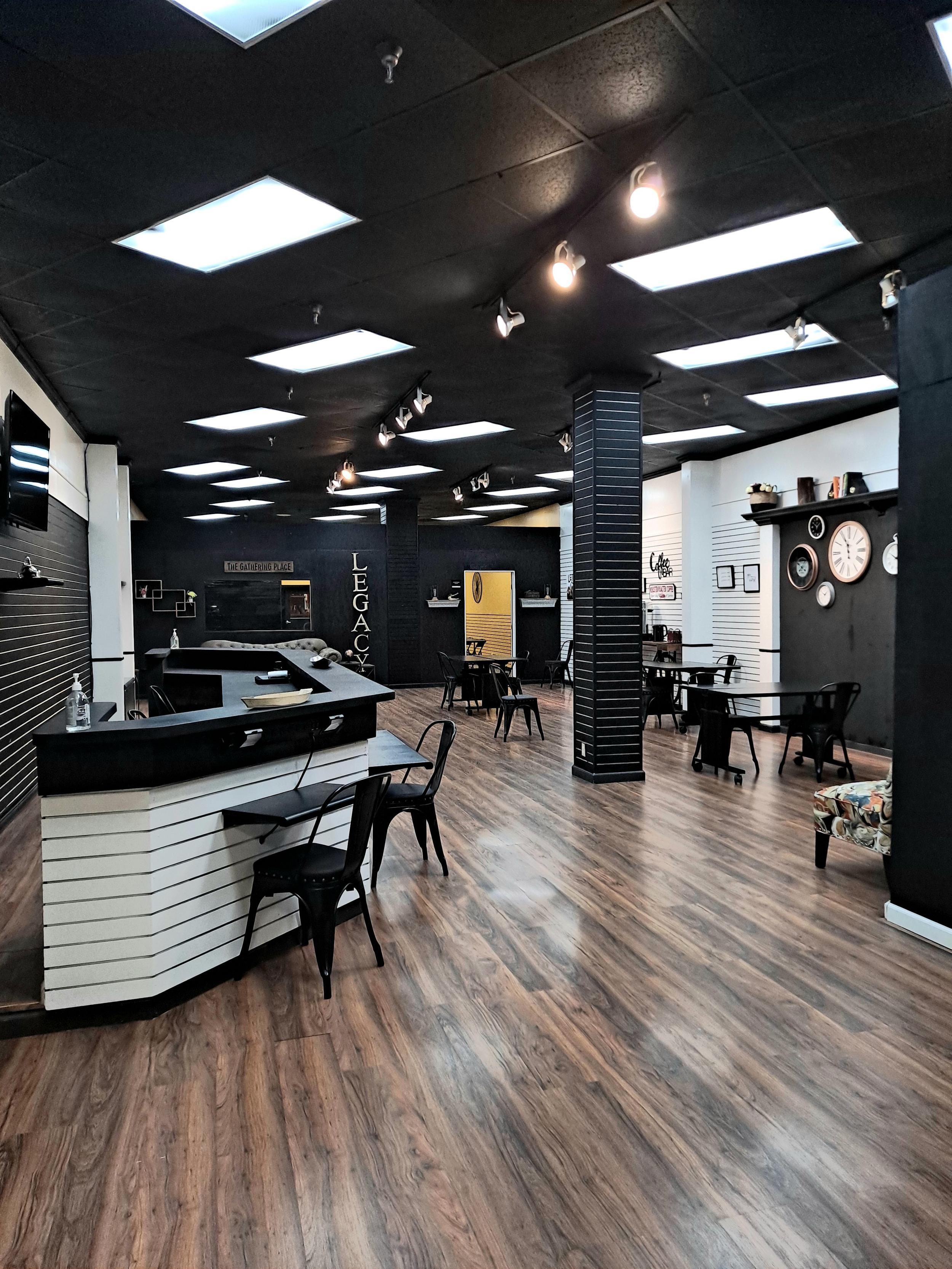 Legacy Business Center in Houma, LA.