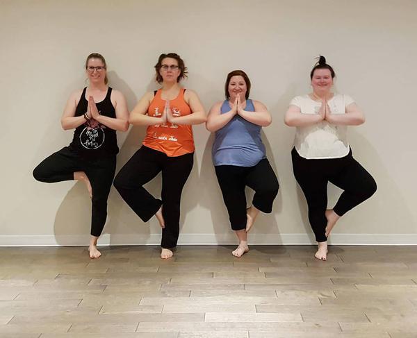 Bigger Bodies Yoga