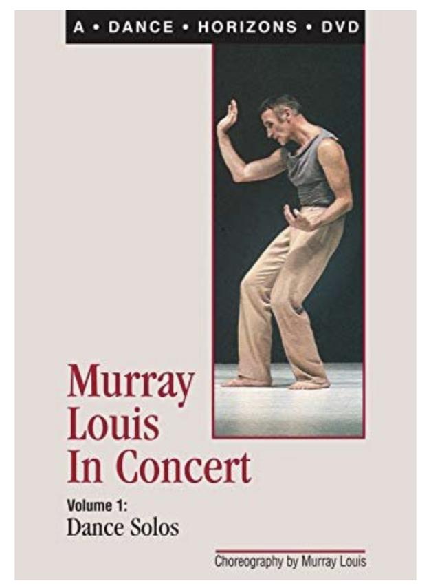 Murray Louis in Concert video
