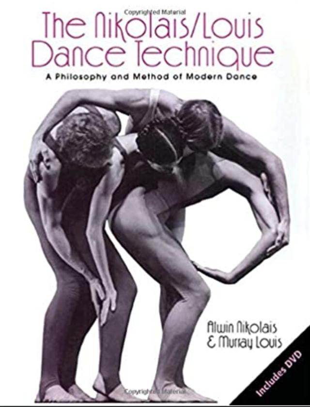 The Nikolais / Louis Dance Technique book