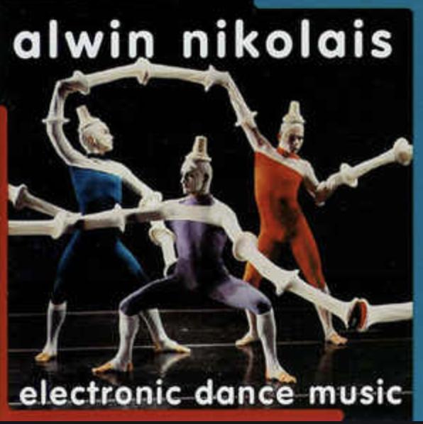 Alwin Nikolais Electronic Dance Music album