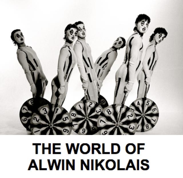 The World of Alwin Nikolais book