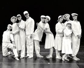 Dance theory class through Nikolais/louis dance foundation
