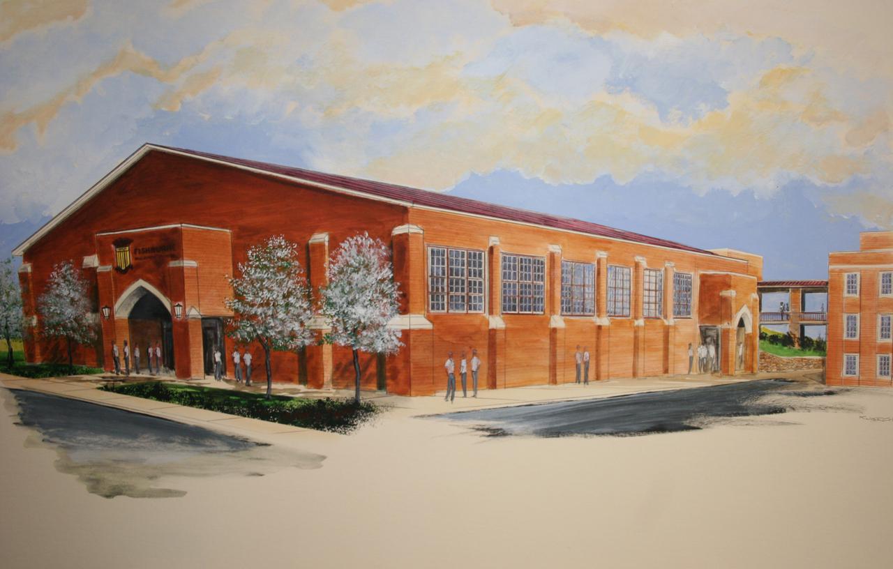 Fishburne Military School Field House athletics military schools for boys<br>