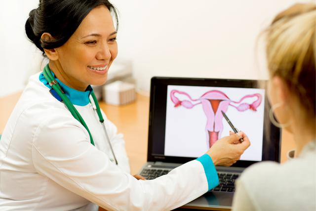 Gynecology with comprehensive obgyn.