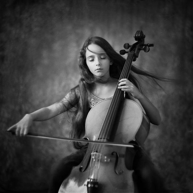 black white photography music instruments