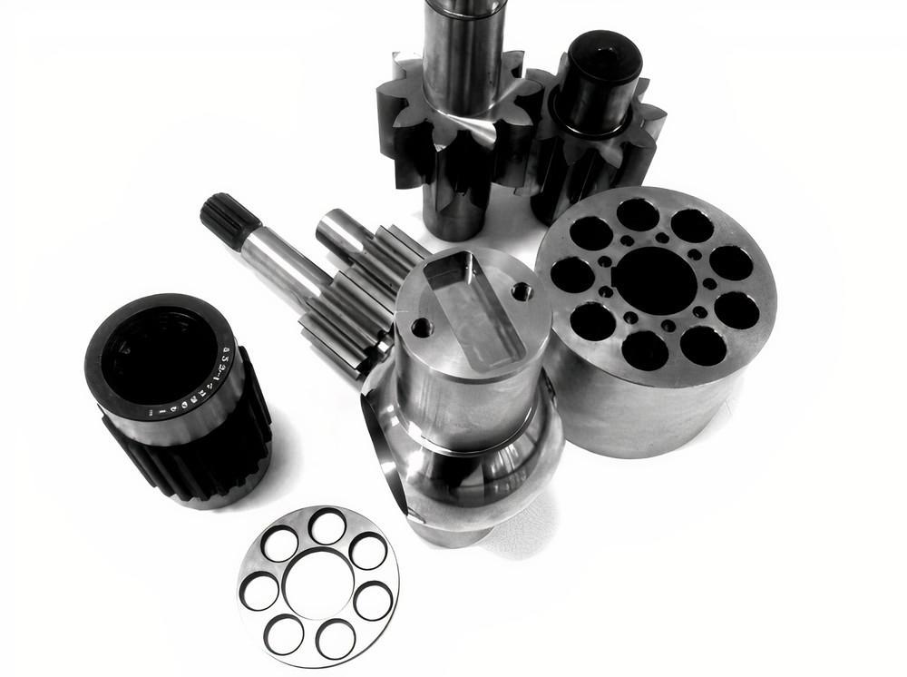 części pompy hydraulicznej