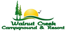 walnut creek campground & resort - premier camping resort