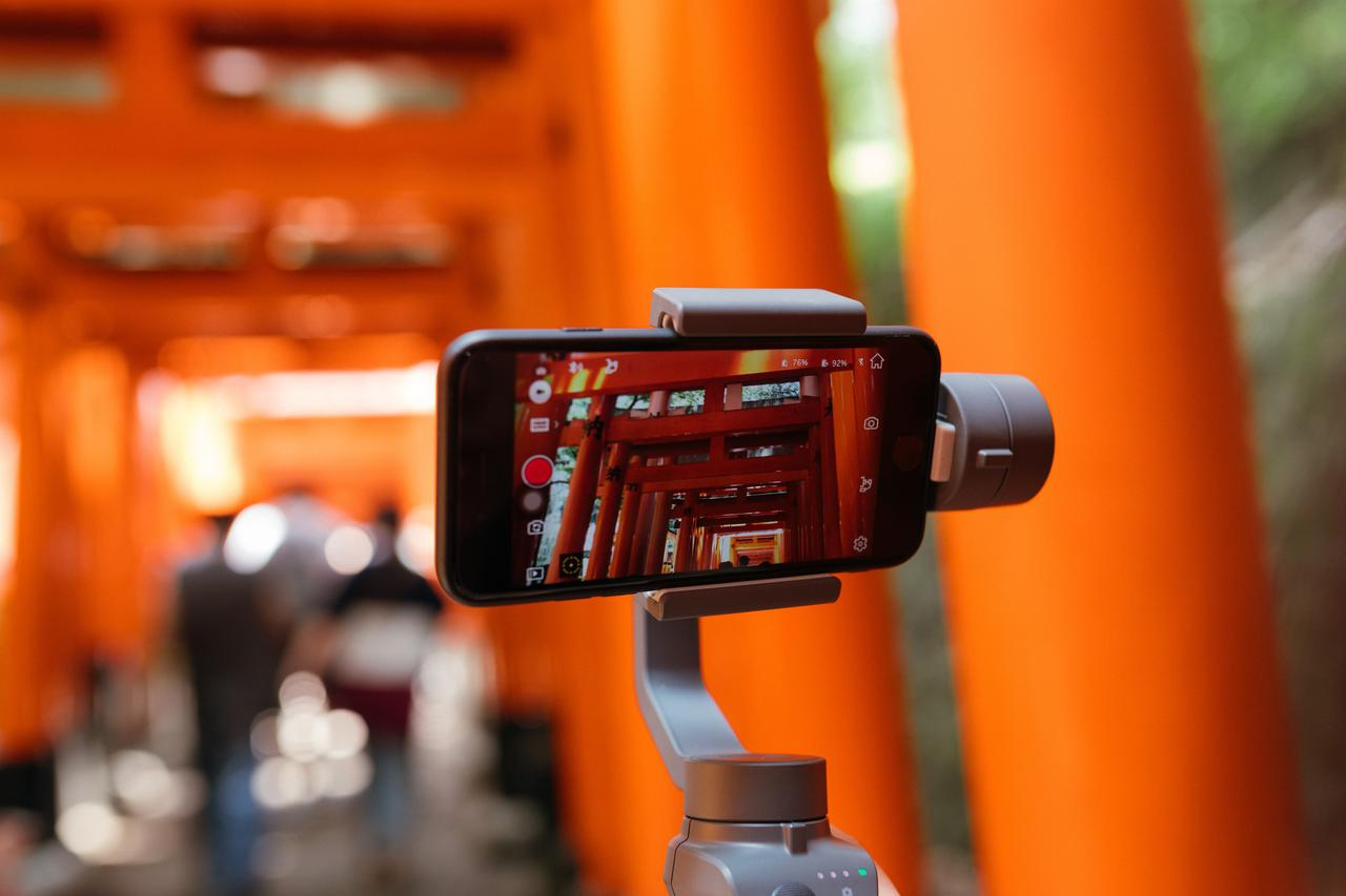 Japan,  Fushimi Inari, Senbon Torii