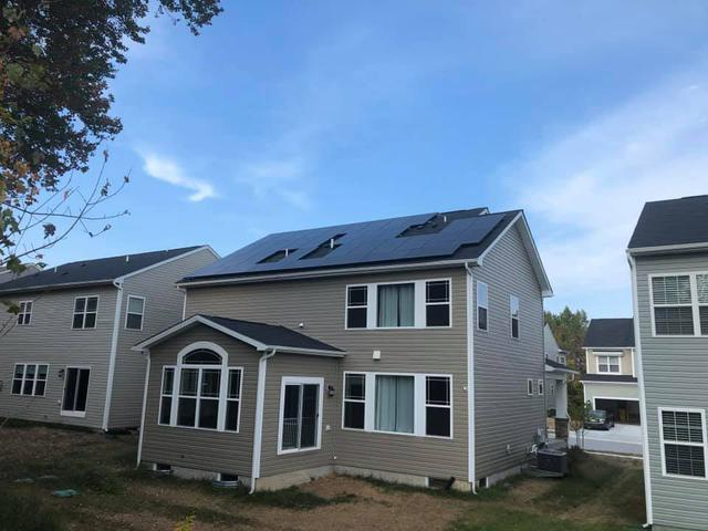 maryland solar power for homes and businesses