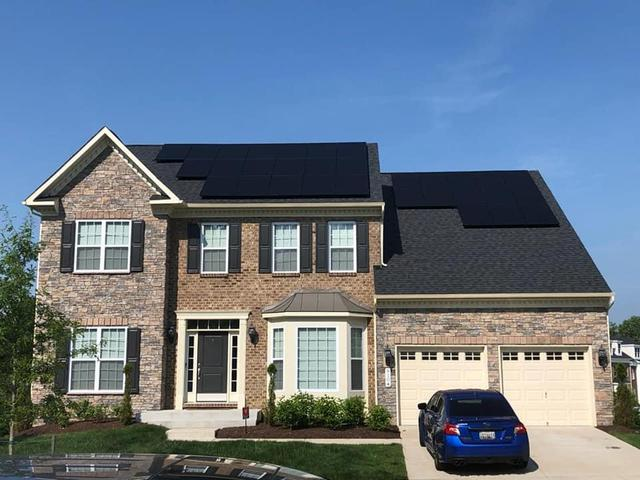 solar panel assessments millersville maryland
